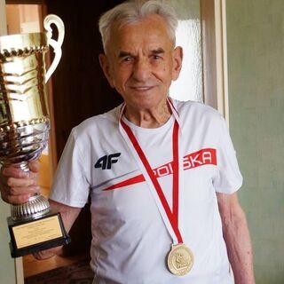 Stanislaw Kowalski at 106