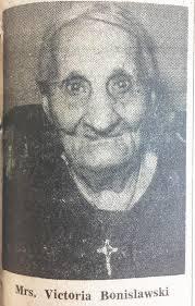 Victoria Bonislawski