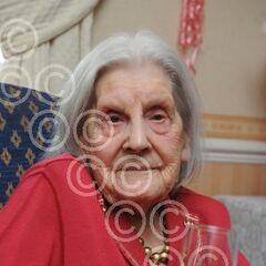 Bessie Camm at 110.