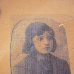 Virginia Constante at 18.