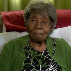 At age 113