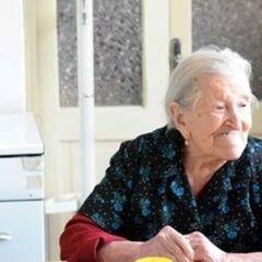 Emma Morano at 112.