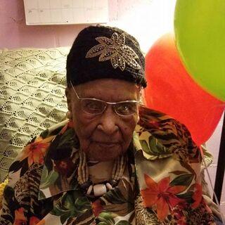 Sarah Spires at 108