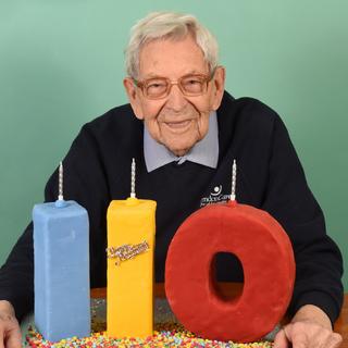 Bob Weighton at 110.