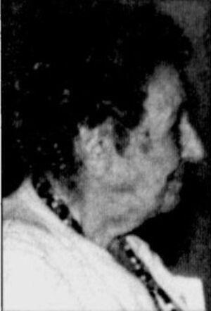 Myrtle Dorsey