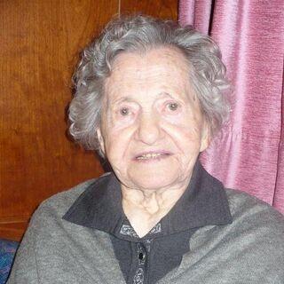 At age 104.