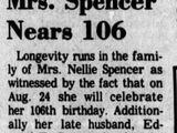 Nellie Spencer