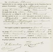 WvanDijk-Meindersma birth certificate