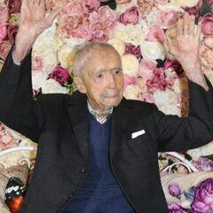 Comanescu at age 110