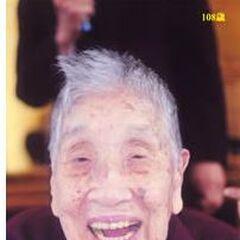 Matsushita at age 108