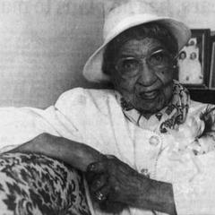Emma Tillman at age 100.