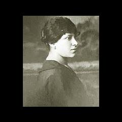 Emma Morano in 1919.
