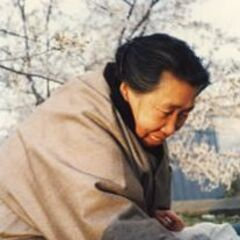Matsushita at age 75