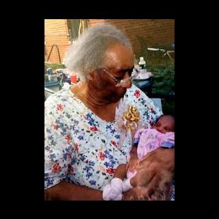 Susannah Mushatt Jones at the age of 100.