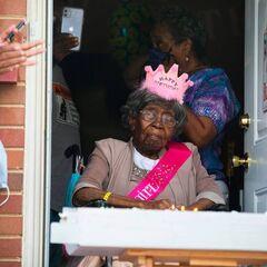 Ford celebrating her 115th birthday