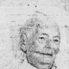 Augusta Holtz at age 114