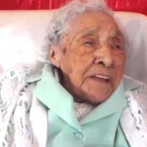 Maria Angelica Ramirez at 106.