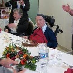 Lucile Randon at age 110.