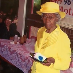 At age 96