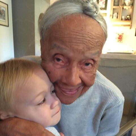 Ruth Apiladoon her 109th birthday.