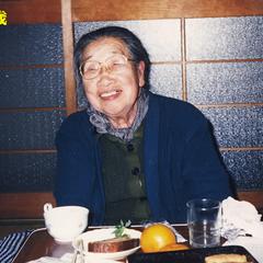 Matsushita at age 86