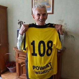 Stanislaw Kowalski at 108