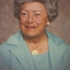 Adele Dunlap during her adult life.