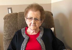 Reita Fennell age 112