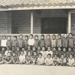 Nakachi around 1940, during the World War II.