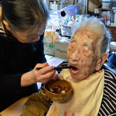 Matsushita at age 114