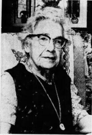 Jennie Parlin