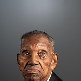 Lawrence Brooks at the age of 110