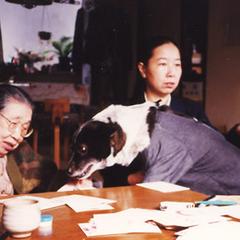 Matsushita at age 87