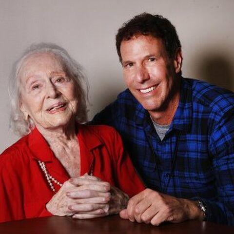 Clara Anderson at age 111