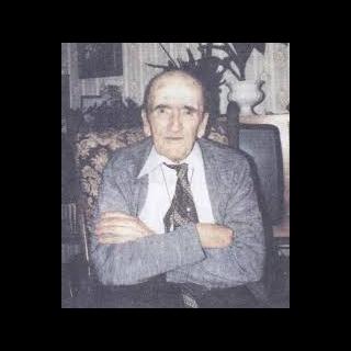 Jan Machiel Reyskens at age 95.