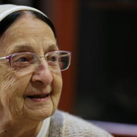 Inah Canabarro Lucas at 108