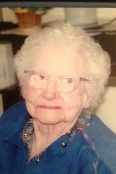 Katharine Davenport