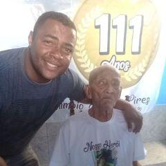 Olimpio Martins Pires at age 111.