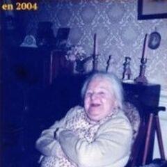 Gabrielle at 100.
