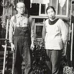 Matsushita at age 59