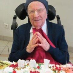 Lucile Randon at age 109.
