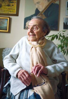 Alice Herz Sommer as centenarian2