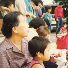 Matsushita at age 78