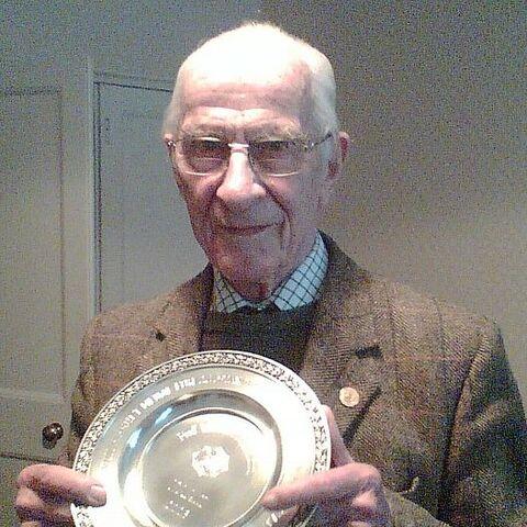 William Frankland in 2006