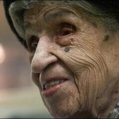 Emma Tillman at age 108.