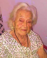 Maria Mercedes Bates Vidal