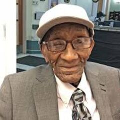 CP Crawford on his 111th birthday.