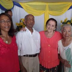 Olimpio Martins Pires at age 106.