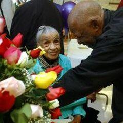 Emma Tillman at age 113.