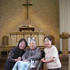 Matsushita at age 107